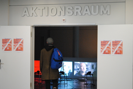 Z  Kollaborationen Installation 7